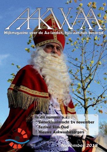 Laatste uitgave AAKWAA